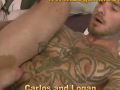 Logan McCree and Carlos Fucking