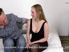 Lisa Tutoha big titted Russian teen fucking