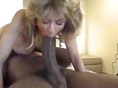 tiny white chick ... huge black dick