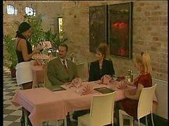 la cena tedesca per la s.ex p1
