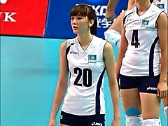 Niedliche Sabina Atlynbekova