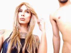 Веб-камера транссексуал минет