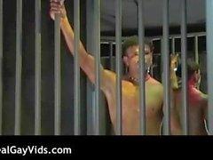 Steamy hot Latin gay threesome hardcore part2
