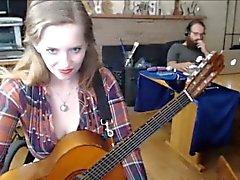 Webcam zeigen - Haarige Mädchenerscheinen After