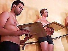 Do massage com a manutenção