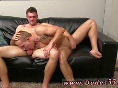 Desnudo muchacho colegio modelos tubo gay Asher Hawk folla Rob Ryder