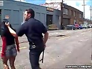 Katrina Kraven Caught By Horny Cop