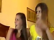 Two Teens Are So Curious To See How Cock Spurts