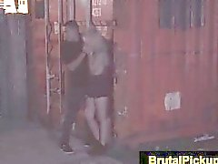 Brutally Picked Up And Fucked