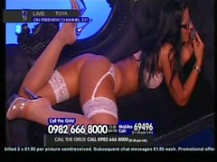 Toya On Babestation Nightshow #3, Part 3