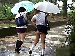 Japanse Panties -Down Sharking - Studenten Pt 2 - CM