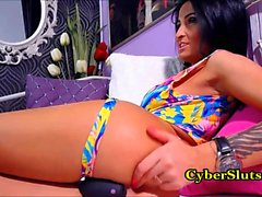 Atemberaubende Webcam Girl Pussy Chic