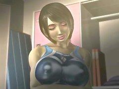 Смена номера Koui Shitsu 3D
