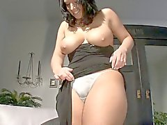 Masturbation assise du amour