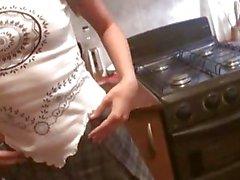 Sesso amatoriale Lesbiche da cucina