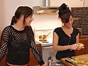 Quebec full porn xxx movie - Fourrer dans la cuisine