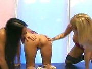 Jess West, Kate Santoro, Chloe Lovette on BabeStation - 08-08-2014 (1)
