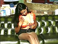 British Indian Girl Priscilla Masturbating