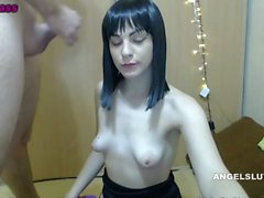 Little Tits Teen Is Being Very Naughty Alone