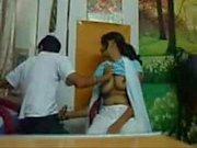 indian gf in photo studio