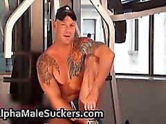 Hardcore Homosexuell fucking und Saugen porn INHABER Teil2