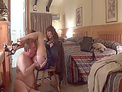Sexy Tranny suck and fuck in hotel