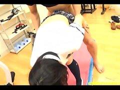 Yamakawa Yuna Fucks In The Gym Wearing Her School Uniform