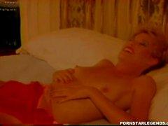Classic star Cody Nicole getting big cock sex