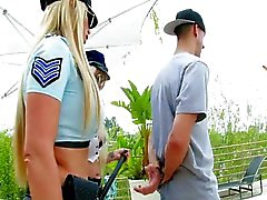 Nikki Benz mit Alexis Ford
