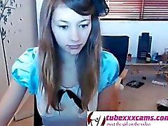 Alice , горячий подростков на камеру
