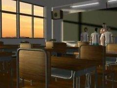 Umemaro 3D - Сумасшедшие Женщины учителя