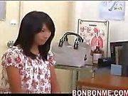 ostetricia e ginecologia medico fottuto il suo paziente di MILF 05