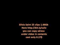 Silvia Saint 25 Clips (1.66Gb) Hier bit.lyssilv