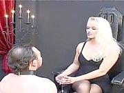 Heißes Sekretariat blonde teen