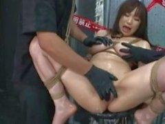 Japanese Bondage Sex - The Punishment of Kaho and Ayumi