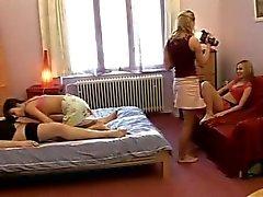 Meninas fazendo pornô casa