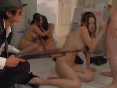 Enjoyment with breasty asiana
