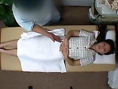 Esposa del Spycam Reacios seducidas por masajista