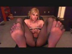 Webcam Tranny Mit Sexy Füßen