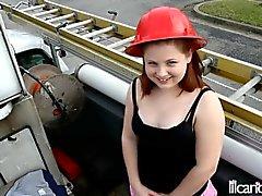 LilCandy - Work Truck Fuck