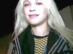 PublicAgent Blonde Russian loves a public fuck