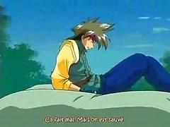 Für Anime Romantik ist in der Flash des Schwertes II.3