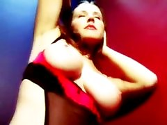 Red and Black - Erica Campbell 2008