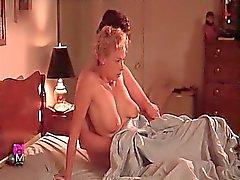 Katja kodba de Riemann nudité de ayant des relations sexuelles avec un homme, après la que les un mec