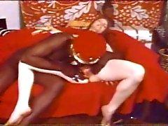 El rey Pablo y sus al hombre servidor jodan de un chica blanca