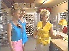 foodsex Retro немецкая 90- классические старинный шир