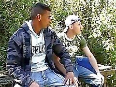 Sıcak bir gezi Renzo ve Joey melek