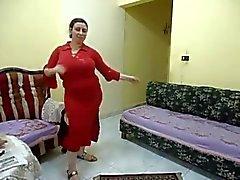 egyptiläistä hyvä tanssija