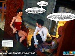3D-Comic: Legacy. Folge 25