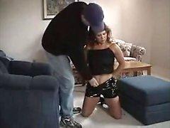 Amateur BDSM Prügel Sklave ficken